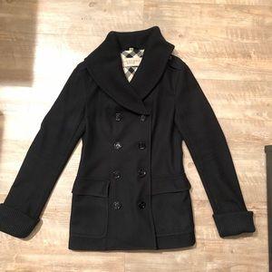 Burberry Brit wool coat ladies size 10
